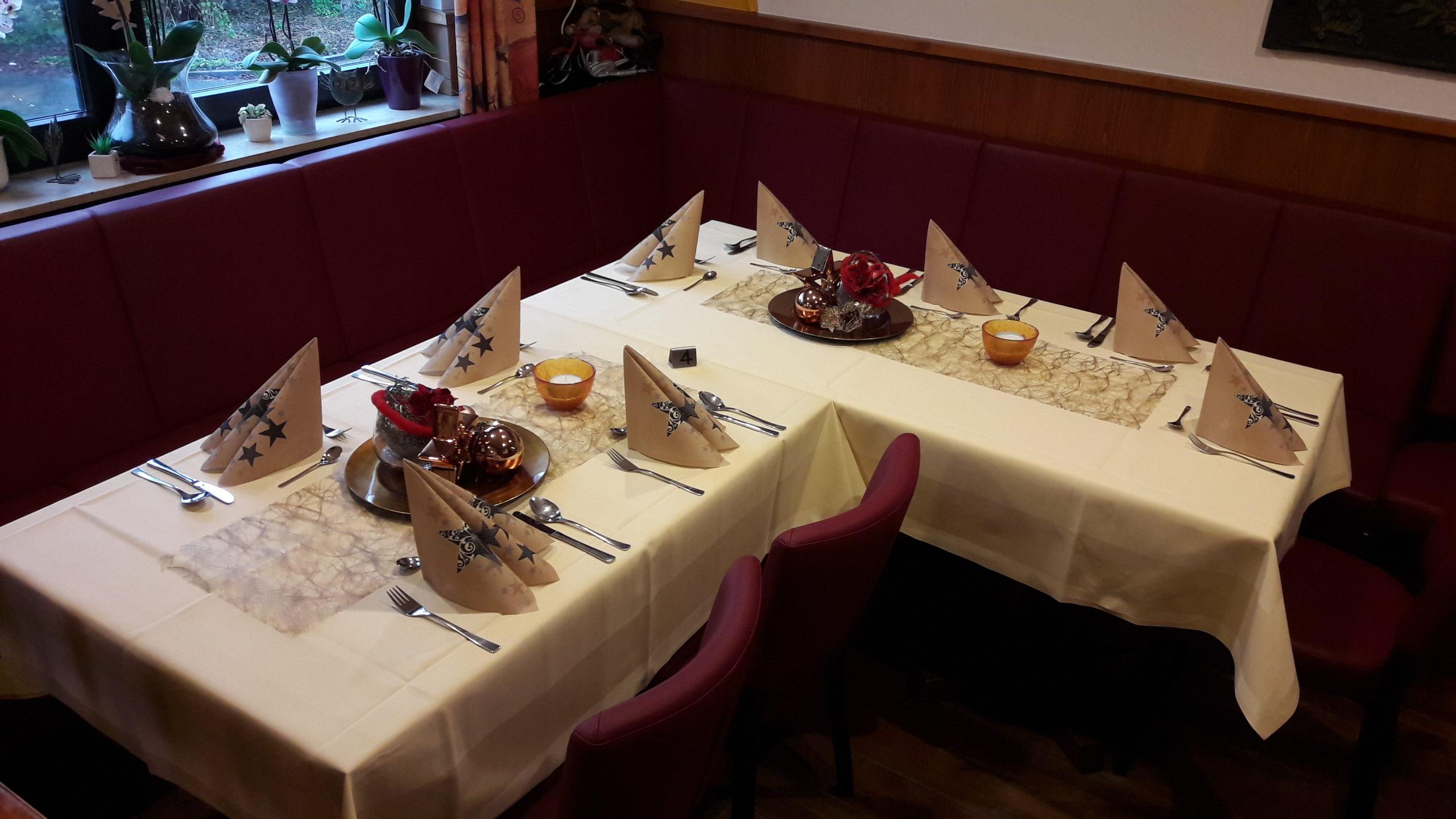 Zum Burghof Romrod Restaurant Ecke