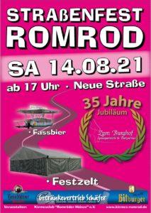 Straßenfest Romrod